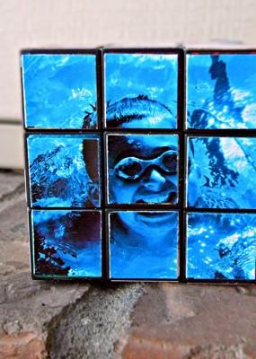 Rubix Photo Cube