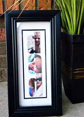 Framed Photos for Dad