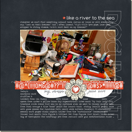 Ideas for Making Scrapbook Pages of Your Home – inside and out
