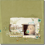 How to study scrapbook pages by others to get ideas for your own pages