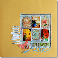 How to study scrapbook pages by others to get ideas for your own pages7