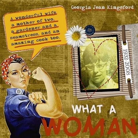 What-a-Woman
