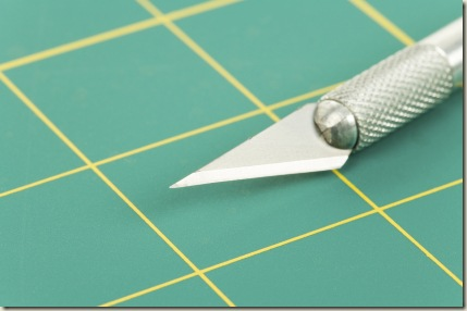 Cutting Mat and Knife