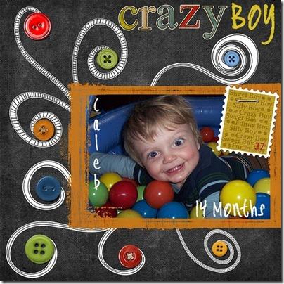 Crazy-Boy