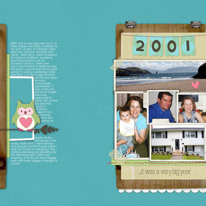 How scrapbooking made my life better