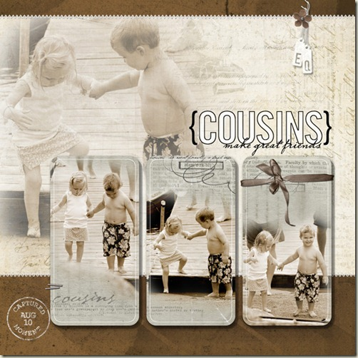 CousinsGIS