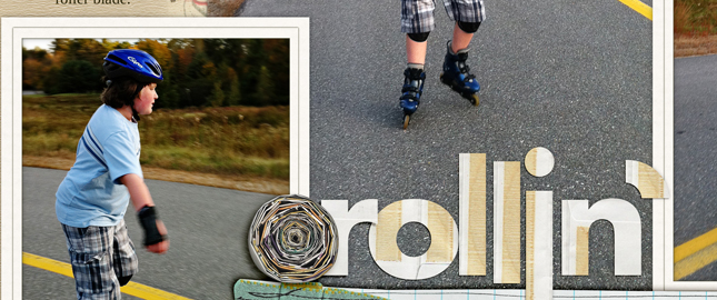 7 Ways to Add Texture and Dimension To Your Scrapbook Pages