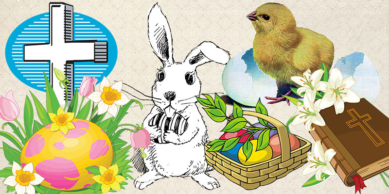 Scrapbooking Themes Quickstart: Easter Images, Sayings and Fonts