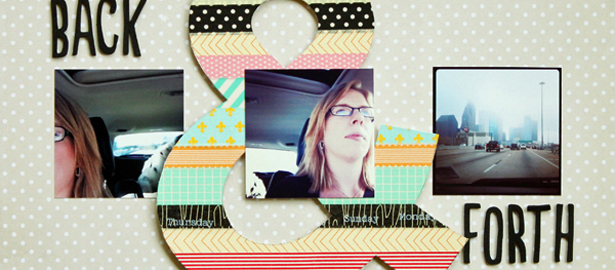8 Ideas for Embellishing Scrapbook Pages with Washi Tape