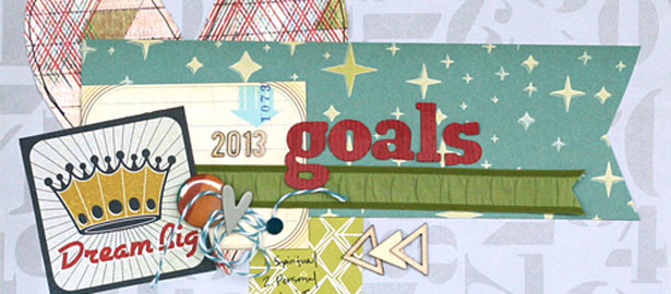 Video Blog | Ideas for Scrapbooking Your Goals
