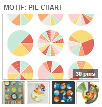 FInd more ideas for pie charts on your pages on our Get It Scrapped pinterest boards.