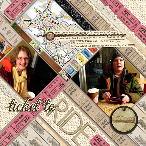 Everyday Storytelling with Modern Media | Debbie Hodge | Get It Scrapped
