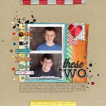 Scrapbooking Ideas Inspired by Celeste Smith's Layouts