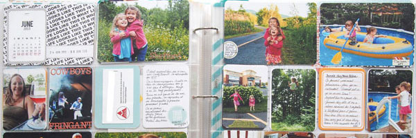 On Loving the Project Life® Scrapbooking Approach
