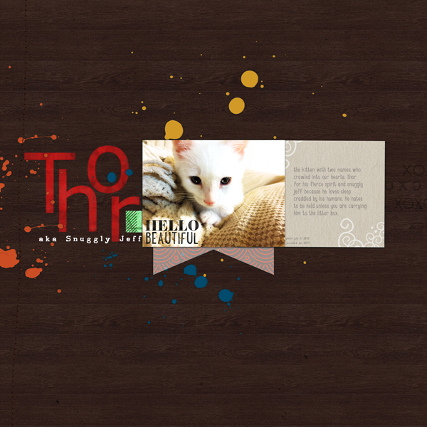 6 Experiments in Scrapbook Layout Design Rule Breaking | Carrie Arick | Get It Scrapped