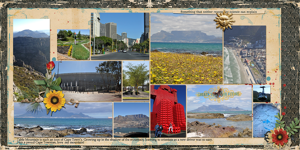 Scrapbooking Ideas for Personalizing Layouts about the Places You Love   Stefanie Semple   Get It Scrapped