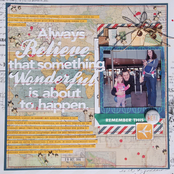 Ideas for Scrapbook Page Titles from Inspiring Quotes and Sayings  | Marie-Pierre Capistran | Get It Scrapped