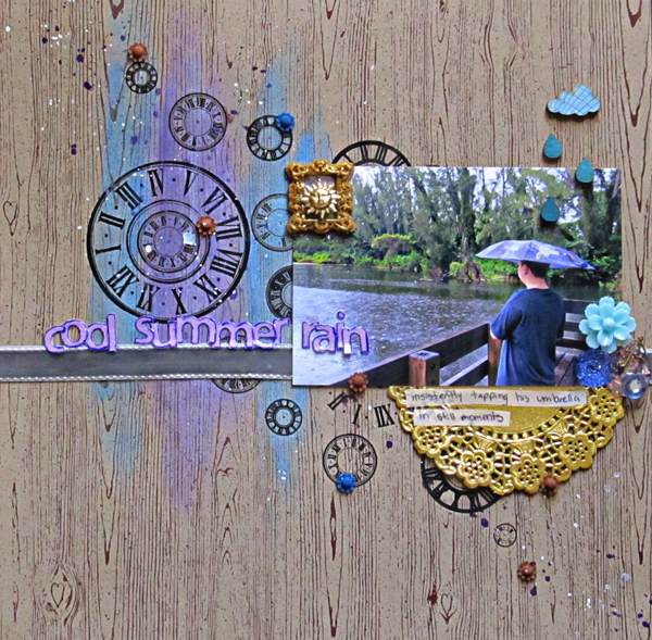 Pair Your Photo with Haiku Journaling to Evoke a Moving Moment  | Christy Strickler | Get It Scrapped