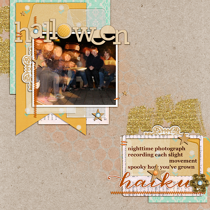 Pair Your Photo with Haiku Journaling to Evoke a Moving Moment | Debbie Hodge | Get It Scrapped