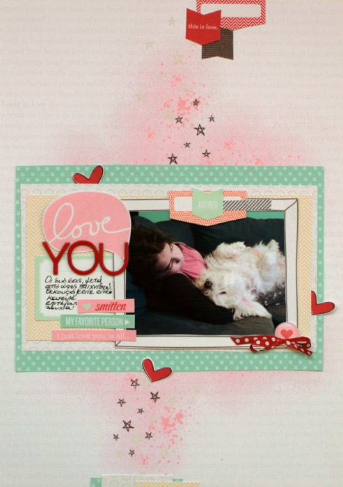 So That's Hybrid? 8 Ideas for Using Digital Scrapbooking Products On Paper Pages | Kiki Kougioumtzi | Get It Scrapped