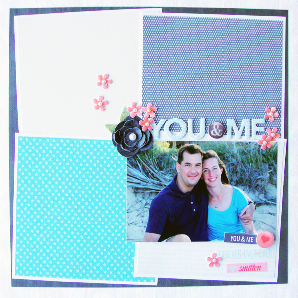 So That's Hybrid? 8 Ideas for Using Digital Scrapbooking Products On Paper Pages | Michelle Houghton | Get It Scrapped