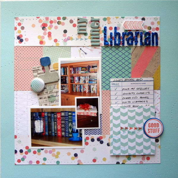 Scrapbooking Ideas for Storytelling with a List | Susanne Brauer | Get It Scrapped