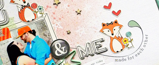 So That's Hybrid? 8 Ideas for Using Digital Scrapbooking Products On Paper Pages