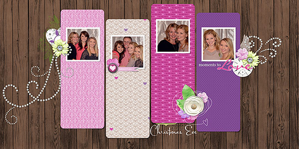 Get Scrapbooking Ideas from Color-Blocked Fashions, Home Decor, Art, and More | Deborah Wagner | Get It Scrapped