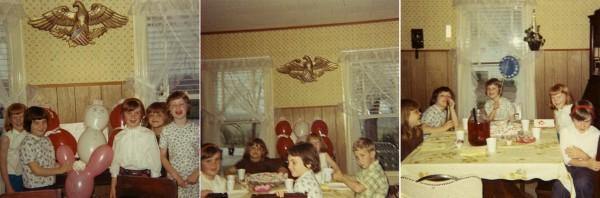 Debbie Hodge party photos