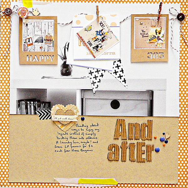 Scrapbooking Ideas for Layered Photo Treatments | Sian Fair | Get It Scrapped