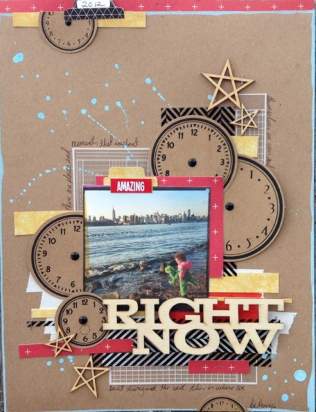 Scrapbooking Ideas for Using and Making Printed Transparencies | Michelle Hernandez | Get It Scrapped
