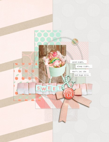 Scrapbooking Ideas for Using and Making Printed Transparencies | Amy Kingsford | Get It Scrapped