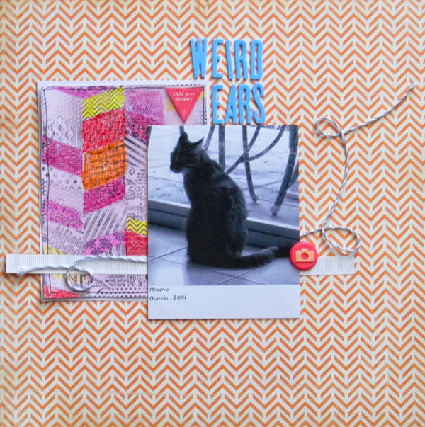Paper Crafter Crayons and Heat Techniques | Christy Strickler | Get It Scrapped