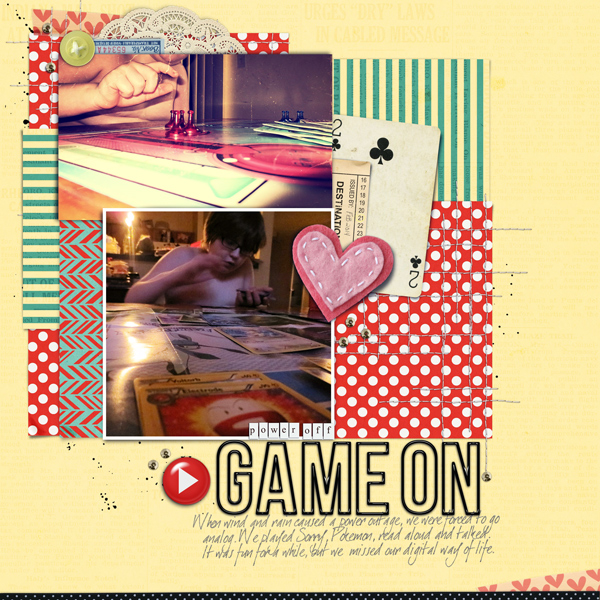 Scrapbooking Ideas Inspired by Doris Sander's Layouts | Carrie Arick | Get It Scrapped