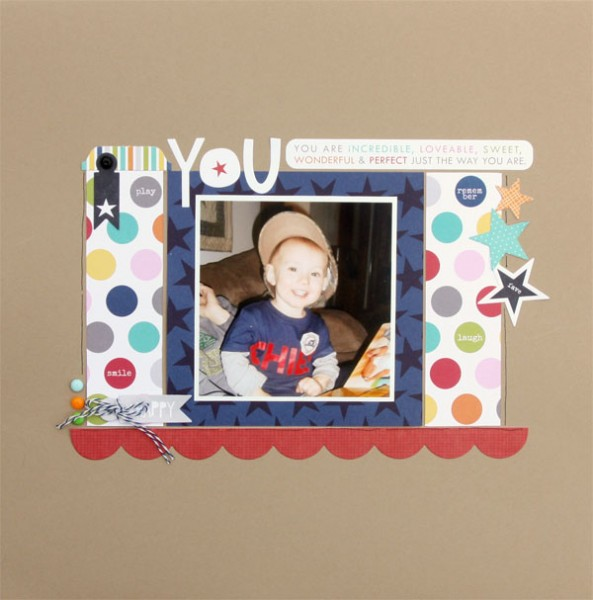Scrapbooking Ideas Inspired by Emily Pitts' Layouts | Brenda Becknell | Get It Scrapped