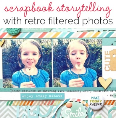5 Photo Ideas for the Scrapbook Page | Get It Scrapped