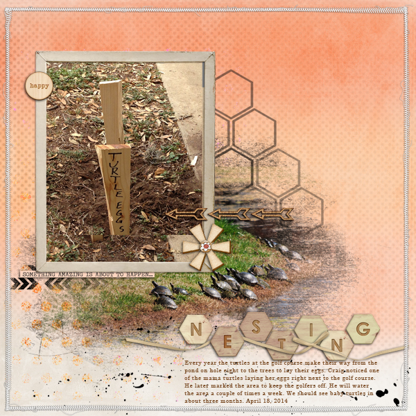Scrapbooking Process When Your Starting Point is Product | Terry Billman | Get It Scrapped