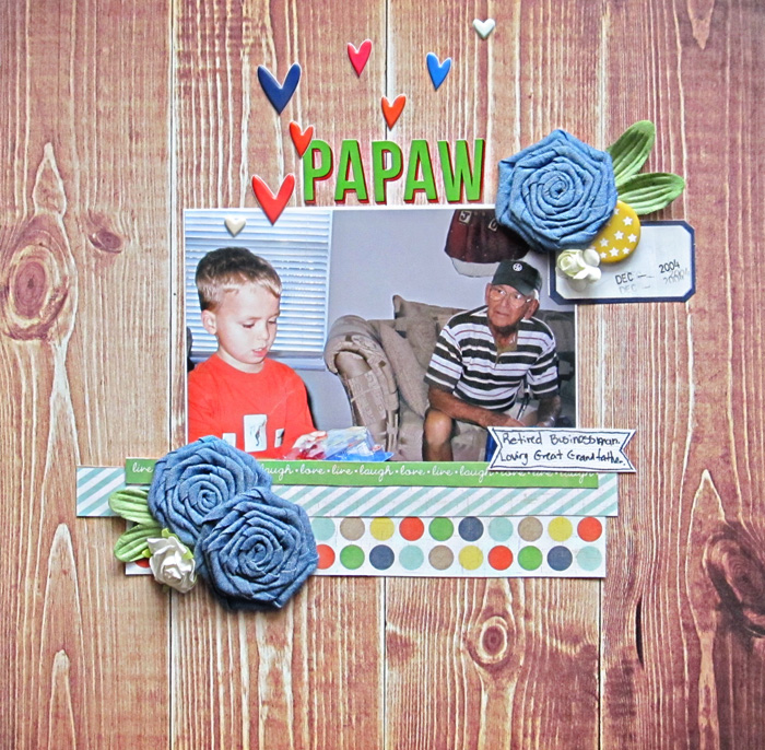 Write a Six Word Memoir or Life Story for Scrapbook Page Journaling | Christy Strickler | Get It Scrapped