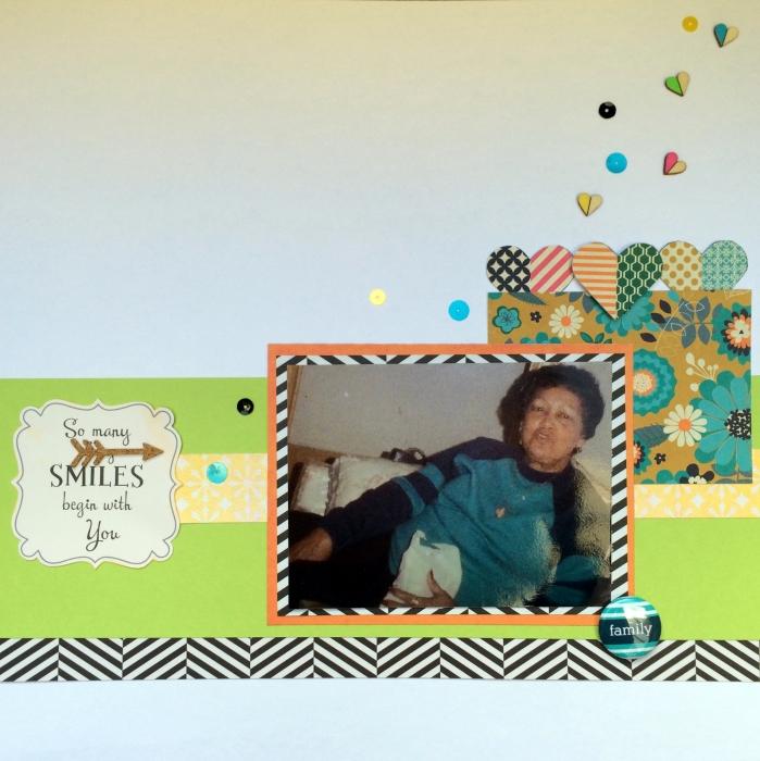 Write a Six Word Memoir or Life Story for Scrapbook Page Journaling | Rosann Santos-Elliott | Get It Scrapped