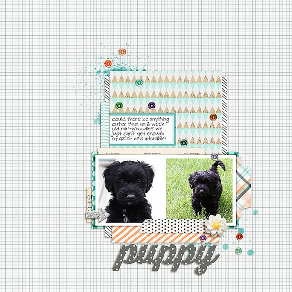 Build Your Own Suite of Favorite Fonts for Scrapbook Page Titles | Celeste Smith | Get It Scrapped