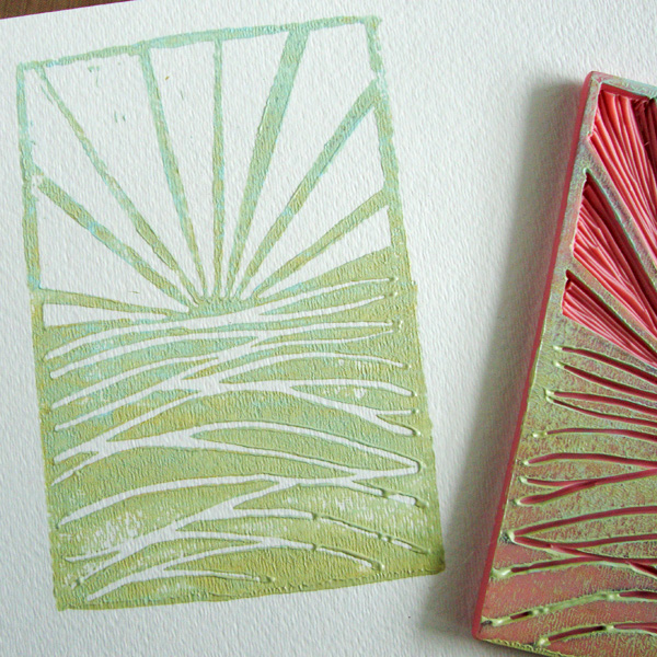 Mixed Media with Michelle Houghton | How to Make Your Own Stamps | Get It Scrapped