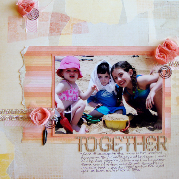 How to Make Your Own Stamps | Michelle Houghton | Get It Scrapped