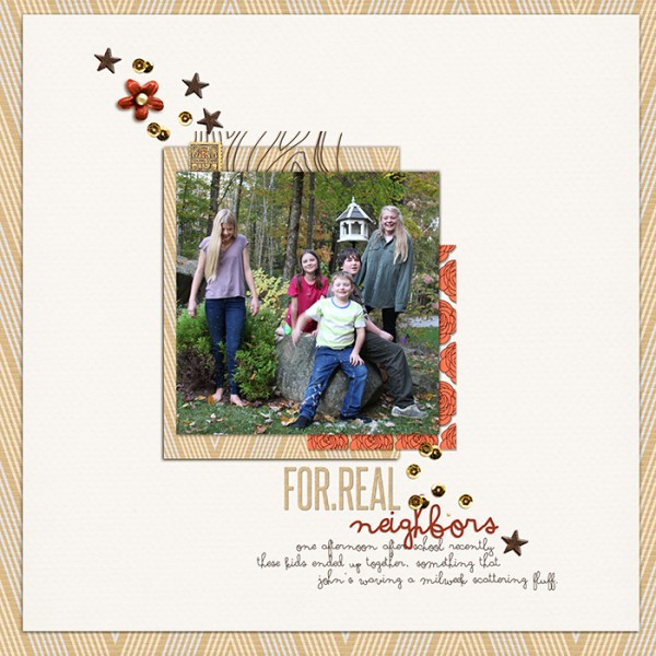 Build Your Own Suite of Favorite Fonts for Scrapbook Page Titles | Debbie Hodge | Get It Scrapped