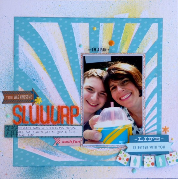 Ideas for Composing Within the Negative Space of Your Die Cuts  | Devra Hunt | Get It Scrapped