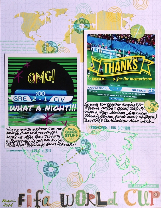 8 Photo Apps for Adding Text and Art Overlays on Your Scrapbook Pages | Kiki Kougioumtzi | Get It Scrapped