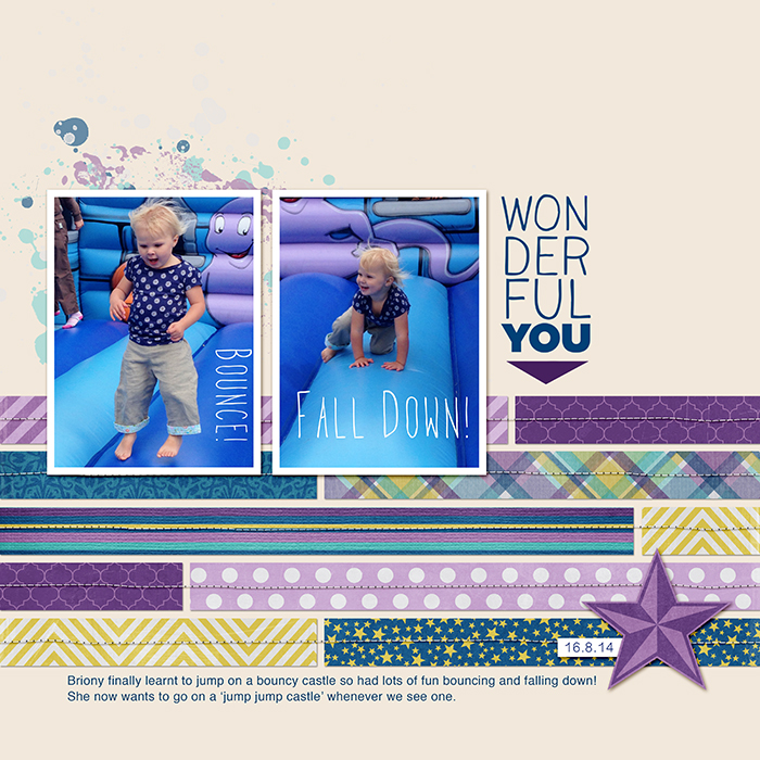 8 Photo Apps for Adding Text and Art Overlays on Your Scrapbook Pages | Vicki Hibbins | Get It Scrapped