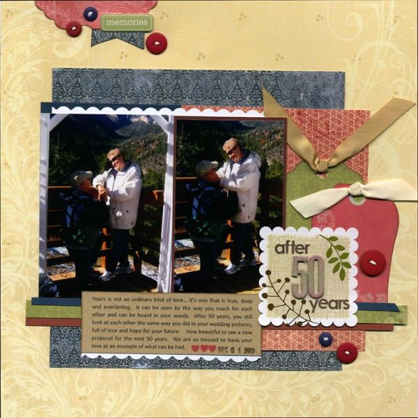 Make Scrapbook Sketches & Templates Your Own |Jett Hampton | Get It Scrapped