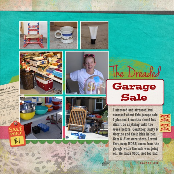 Make Scrapbook Sketches & Templates Your Own | Jennifer Kellogg | Get It Scrapped