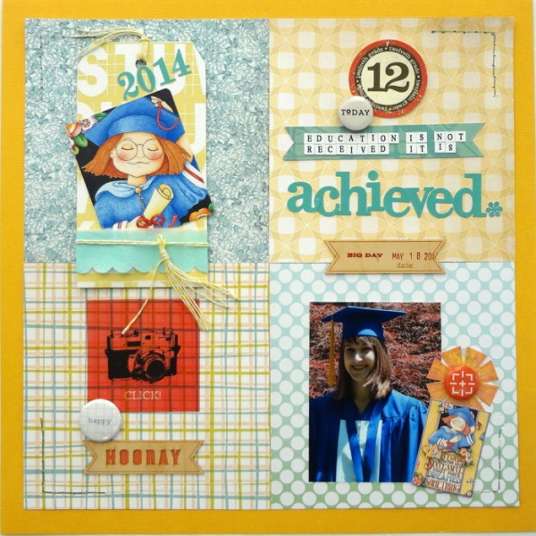 Make Scrapbook Sketches & Templates Your Own | Susanne Brauer | Get It Scrapped