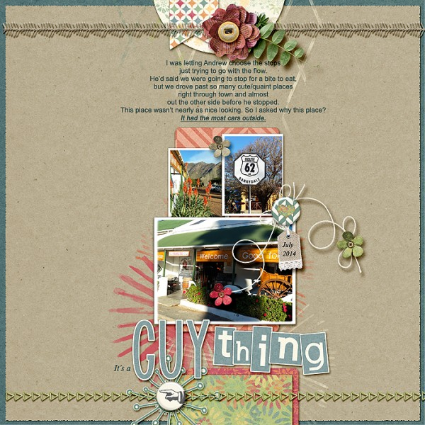 Make Scrapbook Sketches & Templates Your Own |Stefanie Semple | Get It Scrapped